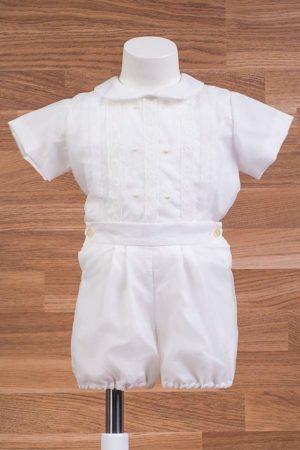 Conjunto niño bautizo cristal - Ref. 39595