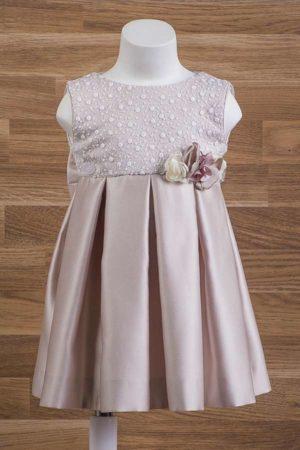 vestido de raso 30509