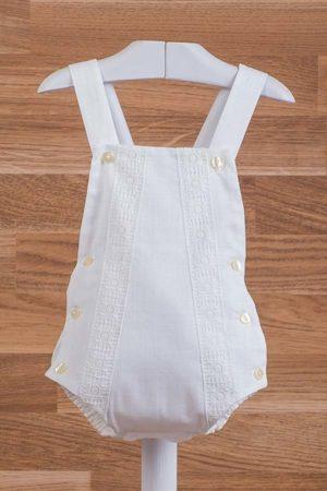 Ranita de bebé en lino - Ref. 35030