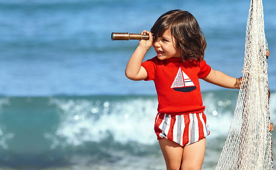 ropa de verano para bebe