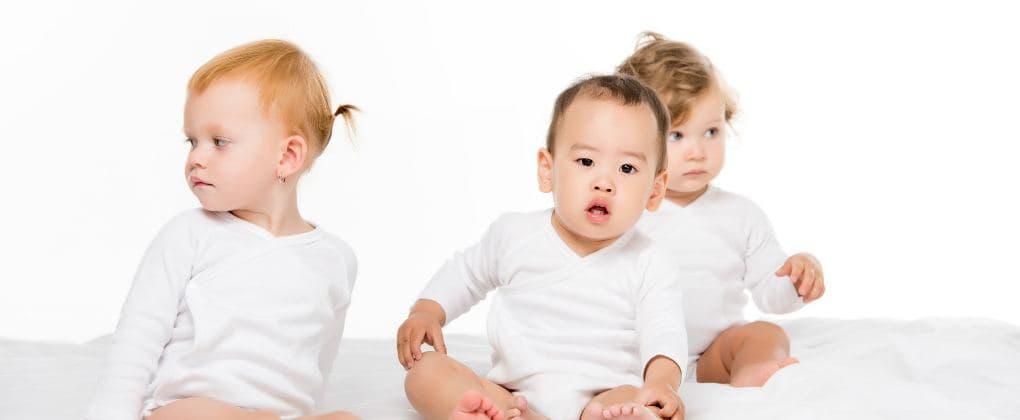 latalla ideal para la ropa de bebé